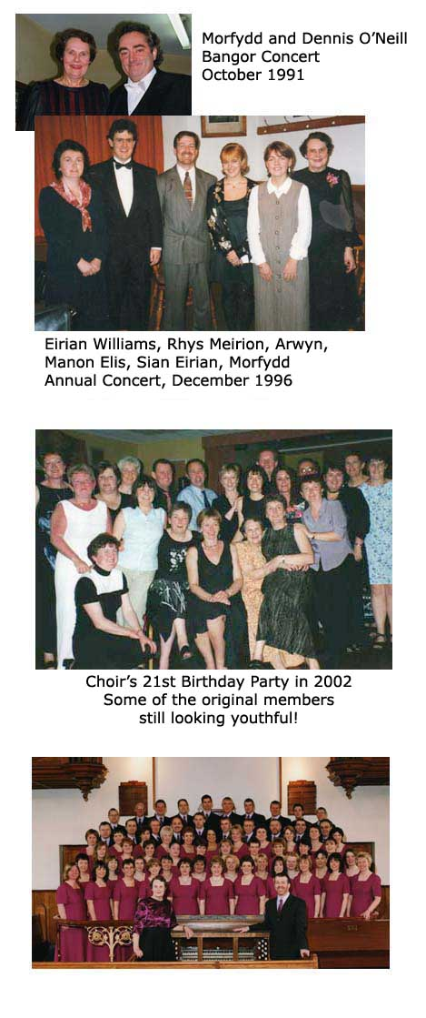 More old photos of the Choir